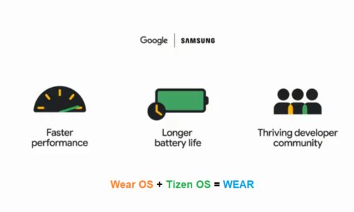 Wear OS and Tizen OS will merge in one